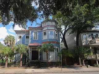 Luxury Home overlooking Forsyth Park - Savannah vacation rentals