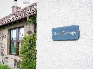 Maple Cottage - Luxury romantic cottage in Fife - Maple Cottage - Cupar vacation rentals