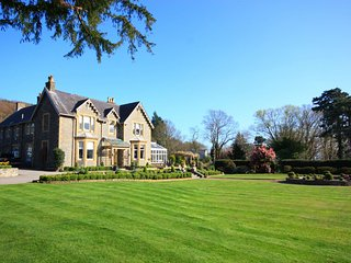 "Bod Hyfryd Hall - ""A magnificent and stylish country house!"" - Dolgarrog vacation rentals"