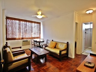 Apartment in Ipanema with parking. D021 - Rio de Janeiro vacation rentals
