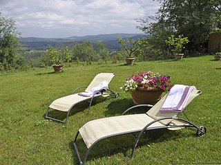 3 bedroom Apartment in Poggio Al Vento, Firenze Area, Tuscany, Italy : ref - Mercatale di Val di Pesa vacation rentals