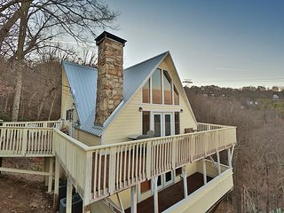 Skyline View a 4 bedroom cabin in Gatlinburg. - Gatlinburg vacation rentals