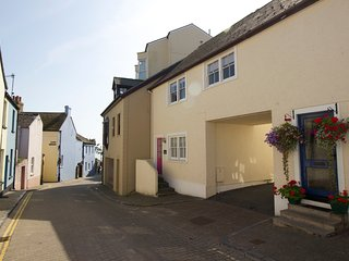 Luxury Apartment with Parking - Couples only - Tenby vacation rentals