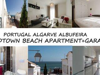 ALBUFEIRA OLD TOWN BEACH 2 ROOM 2 BATH + PRIVATE GARAGE - Albufeira vacation rentals