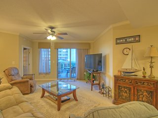 Spectacular Royale Palms Vacation Rental with Terrace and Pool - Myrtle Beach vacation rentals