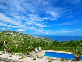 Amalfi Coast Villa with pool, spectacular views, within walking distance to - Sant'Agata sui Due Golfi vacation rentals