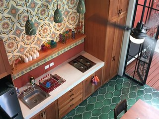 Casa Jirafa, Lovely Santa Lucia Loft - Merida vacation rentals