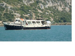 Ancient 22m boat in Aguadulce for 6 - Aguadulce vacation rentals