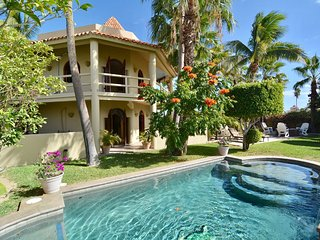 VILLA DE LA TORRE/TRAVEL CHANNEL FEATURED - San Jose Del Cabo vacation rentals