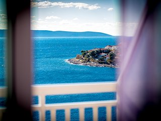 TH01842 Apartment Marija / One bedroom A2 - Okrug Gornji vacation rentals