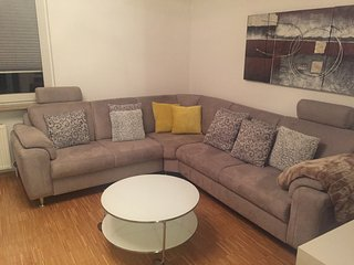 1 Bedroom city condo in Mannheim, near Heidelberg - Mannheim vacation rentals