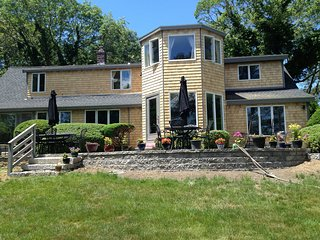 Enchanted, Unique, Secluded lakefront on Cape Cod - East Falmouth vacation rentals