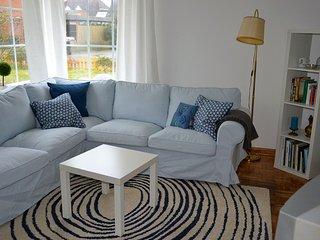 Ferienhaus Marga für 2-6 Personen, Garten, WLAN, für Familien, Hunde erlaubt - Garding vacation rentals
