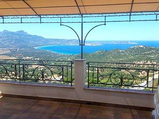 Villa BELLA VISTA LUMIO, 4BR, wifi, A/C, amazing sea view - Lumio vacation rentals