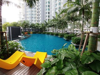 Luxury Penthouse#Free Wifi#2 minutes drive apart to Legoland.#B08W1 - Gelang Patah vacation rentals