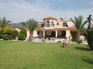 BEACH FRONT Luxury Villa,  Exceptional Gardens - Argaka vacation rentals