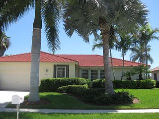 1153 Breakwater Court - 3 bed 2 bath Waterfront Home Close to Beach! - Marco Island vacation rentals