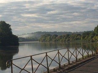 Face à St Emilion, bord de rivière - Cabara vacation rentals