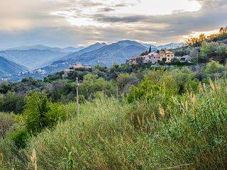 Quiet small hilltop village, lovely view - Garlenda vacation rentals