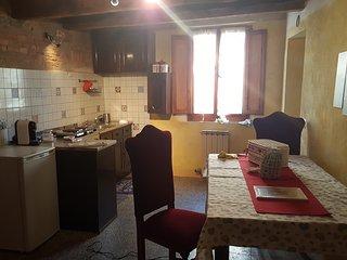"""""""ferro di cavallo""""casa vacanze economica e caratteristica a pochi minuti da siena - Isola d'Arbia vacation rentals"""