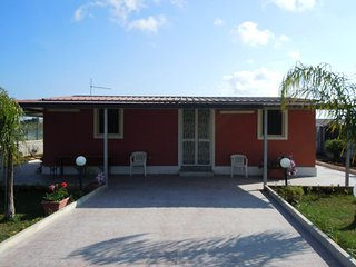 Nice Villa with Deck and A/C - Arenella vacation rentals