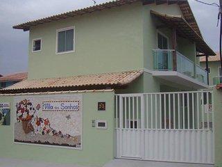 Villa dos Sonhos - Casas duplex na praia de Figueira - Arraial do Cabo - Arraial do Cabo vacation rentals