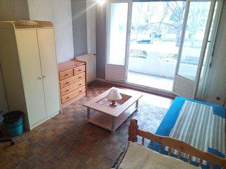 Chambre spacieuse proche de la gare - Villeurbanne vacation rentals