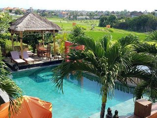 VILLA + OWNER as HOST, charming FAMILY from 4 up to 12 guests Umalas Bumbak area - Kerobokan vacation rentals