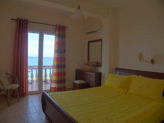 Anna Apartments seafront apartment 2nd floor - Boukari vacation rentals