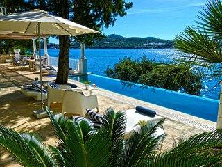 BEACHFRONT BEAUTIFUL POOL VILLA IN DUBROVNIK - Dubrovnik vacation rentals