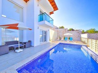Holiday Villa With Private Swimming pool in Kaş Balayivilla com james 3 - Kas vacation rentals