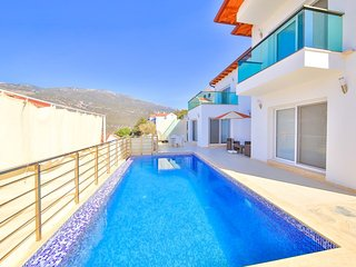 Holiday Villa With Private Swimming pool in kaş Balayivilla com james 4 - Kas vacation rentals