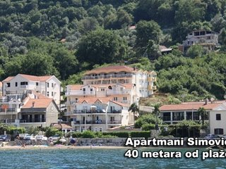 16 bedroom Apartment with Internet Access in Prcanj - Prcanj vacation rentals