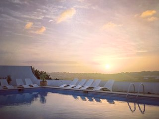 Azul - modern apartment meets hilltop charm - Burgau vacation rentals