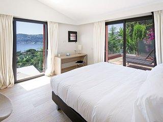 Beaulieu-sur-Mer villa with pool, ocean views, walk to beach and nearby - Beaulieu-sur-mer vacation rentals