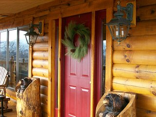 Potomac Overlook Log Cabin at Smoke Hole - Upper Tract vacation rentals