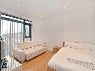 Elegant Studio with Balcony in Kensington apt 8 - London vacation rentals