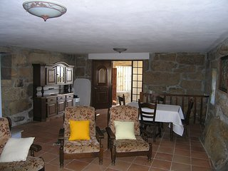 Comfortable Villa with Television and Microwave - Sao Pedro do Sul vacation rentals