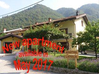 Nice Condo with Internet Access and A/C - Slap ob Idrijci vacation rentals