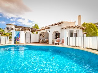 Monte Pego Luxury Detached Villa Monte Pego Sleeps 8 Wi-Fi Satellite and Pool - Pego vacation rentals