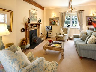 Luxury dog friendly cottage near Ross on Wye & Forest of Dean in great location - Weston under Penyard vacation rentals