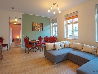 LLAG Luxury Vacation Apartment in Leipzig - 993968 sqft, central area - Leipzig vacation rentals
