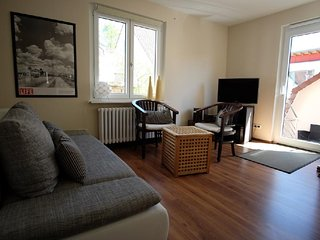 Vacation Apartment in Tübingen - 538 sqft, exlusively furnished, central - Tübingen vacation rentals
