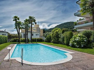 LLAG Luxury Vacation Apartment in Caslano - In a quiet, sunny position, heated - Caslano vacation rentals