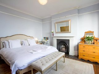 Sea Views at Renovated Four Storey Victorian Family Home 350m from beach! - Broadstairs vacation rentals
