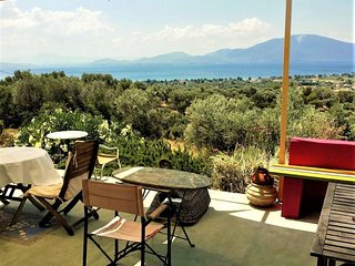 Villa Vyron with amazing view! - Politika vacation rentals