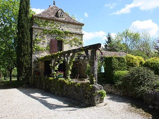 Le Pigeonnier. A beautifully renovated property on a 50 hectare country estate. - Naussannes vacation rentals