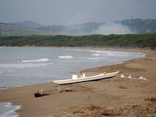 Maremma: Vacation Rentals at the Beach in Tuscany just 200 meters from seaside - Albinia vacation rentals