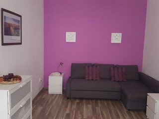 Brand new downtown apartment with 2 rooms - Budapest vacation rentals