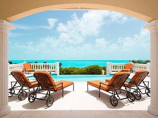 Sandy Beaches Villa Beachfront on Long Bay Beach - Long Bay Beach vacation rentals